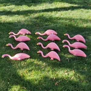 4 Pack Flamingos 20""